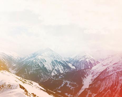 European Alps「Hintertux valley」:スマホ壁紙(19)