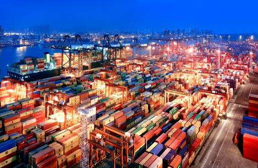Pier「Hong Kong Container Terminal」:スマホ壁紙(7)