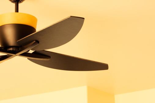 Postmodern「Ceiling Fan Blade Light Fixture Decor」:スマホ壁紙(6)