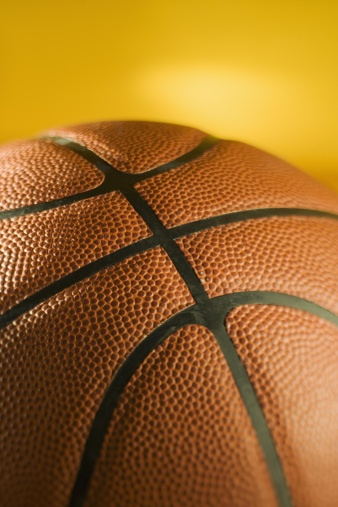 Dribbling - Sports「Closeup of a basketball」:スマホ壁紙(10)