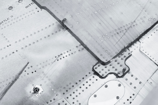 Rusty「Close-up of a aircraft background texture」:スマホ壁紙(7)