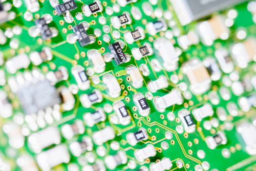 Soldered「Close-up of a circuit board」:スマホ壁紙(4)