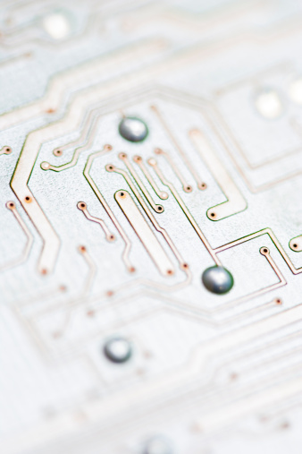 Soldered「Close-up of a circuit board」:スマホ壁紙(14)