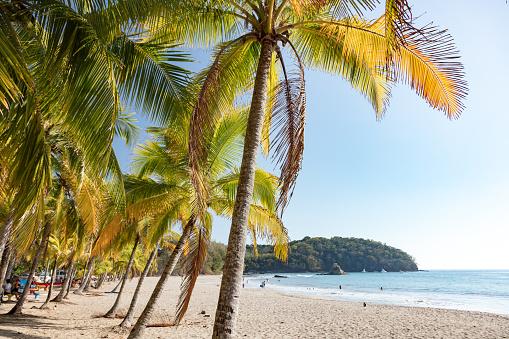 Central America「Idyllic Playa Samara on the Nicoya Peninsula, Costa Rica」:スマホ壁紙(7)