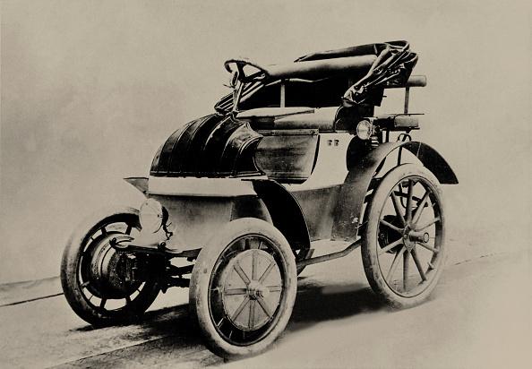 1900「Lohner-Porsche At The Exposition Universelle Of 1900 In Paris」:写真・画像(5)[壁紙.com]