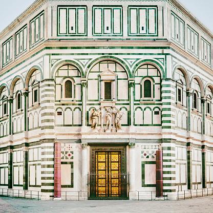 Symmetry「Battistero (baptistery) di San Giovanni」:スマホ壁紙(10)