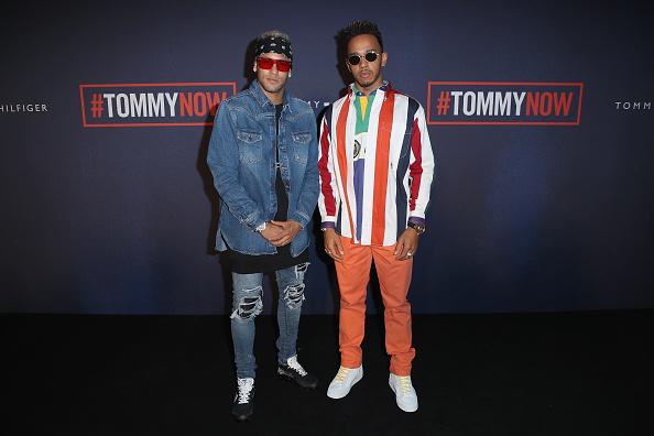 ネイマール「Tommy Hilfiger TOMMYNOW Fall 2017 - Front Row & Atmosphere」:写真・画像(17)[壁紙.com]