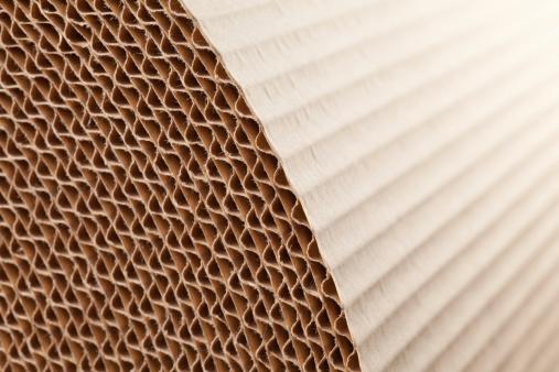 Fiber「Corrugated cardboard」:スマホ壁紙(16)