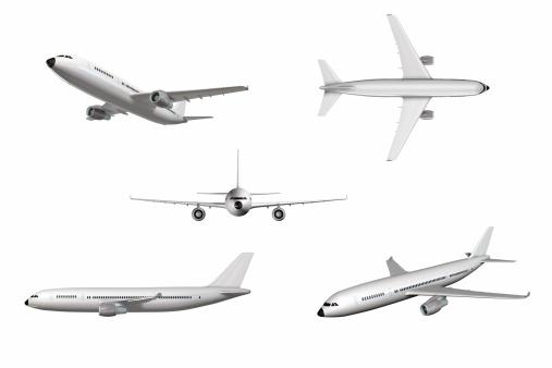 Commercial Airplane「Airplane」:スマホ壁紙(19)