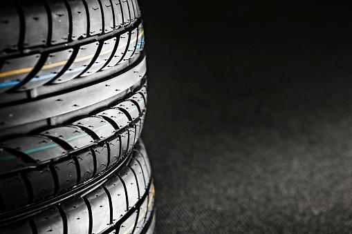 For Sale「Stack of tires」:スマホ壁紙(3)