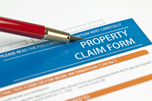 Printout「Property Claim Form」:スマホ壁紙(17)