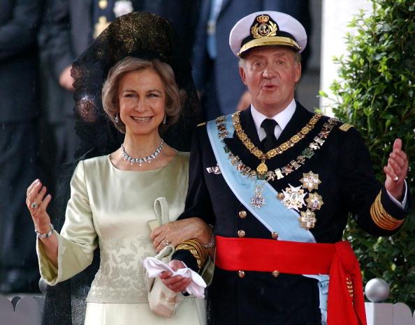 Former「Wedding Of Spanish Crown Prince Felipe and Letizia Ortiz」:写真・画像(6)[壁紙.com]
