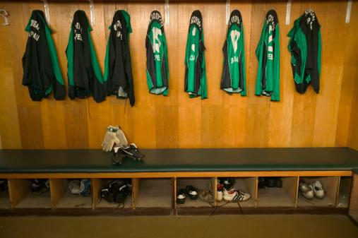 Uniform「Soccer team locker room」:スマホ壁紙(15)