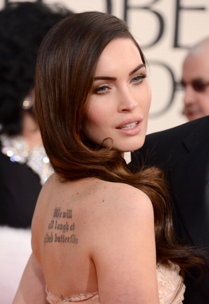 Celebrities「70th Annual Golden Globe Awards - Arrivals」:写真・画像(7)[壁紙.com]