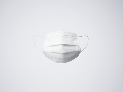 Cut Out「One white surgical mask」:スマホ壁紙(14)