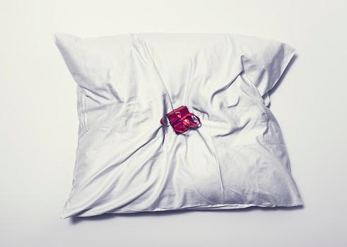 Gift「Gift on a pillow」:スマホ壁紙(15)