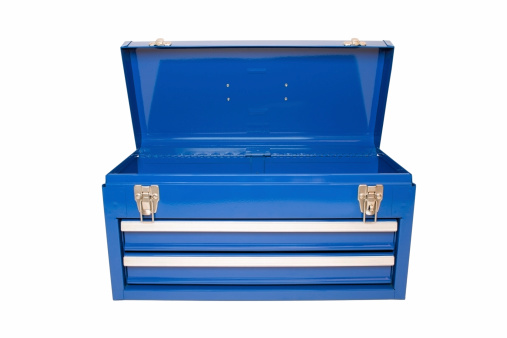 Metallic「Open Blue Toolbox」:スマホ壁紙(17)