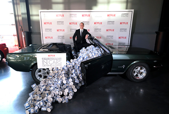 Comedian「Comedians in Cars Getting Coffee - New York Event」:写真・画像(16)[壁紙.com]
