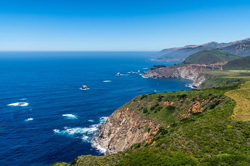 California State Route 1「Big Sur California」:スマホ壁紙(11)