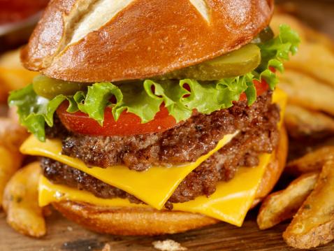 Bacon Cheeseburger「Double Cheeseburger」:スマホ壁紙(3)