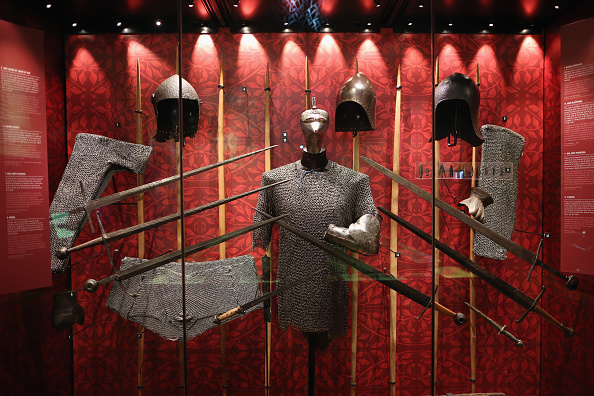 Model - Object「Tower Of London Launches Battle Of Agincourt 600th Anniversary Exhibition」:写真・画像(18)[壁紙.com]