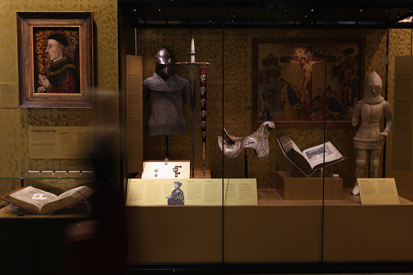 Model - Object「Tower Of London Launches Battle Of Agincourt 600th Anniversary Exhibition」:写真・画像(19)[壁紙.com]