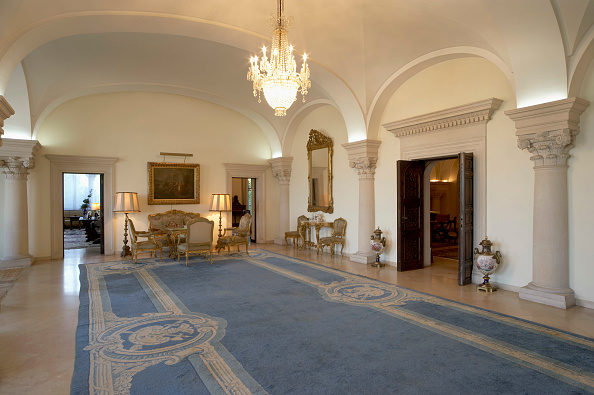 Rug「Saloon, King's Palace, Belgrade, Serbia」:写真・画像(2)[壁紙.com]