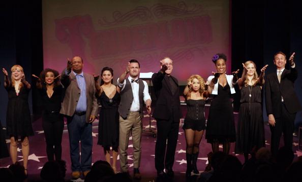 "Tenderloin「""Tenderloin"" Off Broadway Opening Night - Curtain Call And After Party」:写真・画像(13)[壁紙.com]"