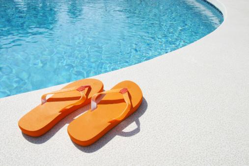 Flip-Flop「Pool」:スマホ壁紙(15)