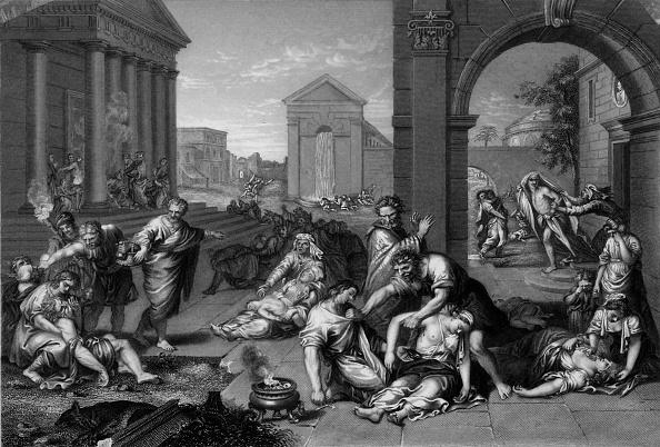 Bubonic Plague「So The Lord Sent A Pestilence Upon Israel」:写真・画像(11)[壁紙.com]