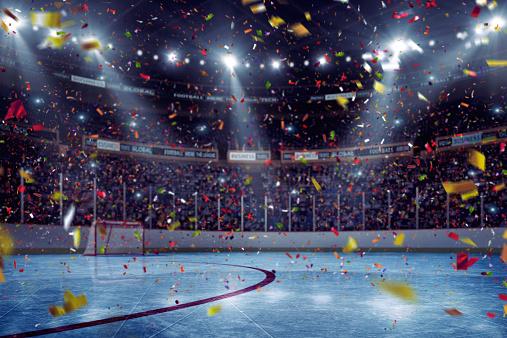 Ice Skate「Hockey arena celebration opening」:スマホ壁紙(18)
