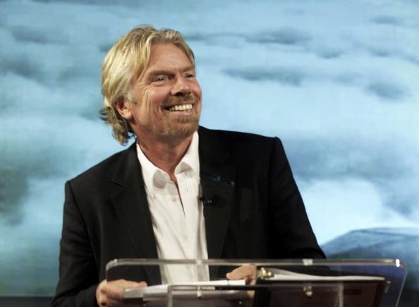 Rick Scibelli「Richard Branson Announces Plans For New Mexico Spaceport」:写真・画像(10)[壁紙.com]