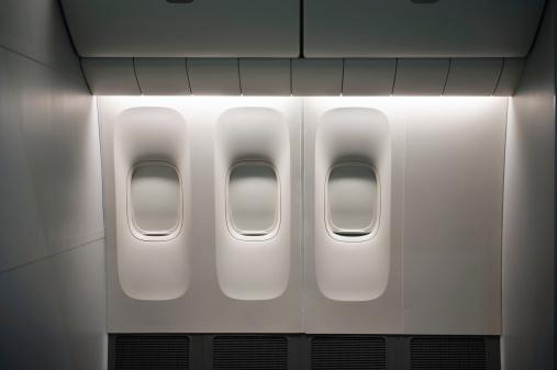 Passenger Cabin「Aircraft Window」:スマホ壁紙(18)