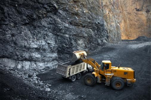 Construction Vehicle「Mining」:スマホ壁紙(10)