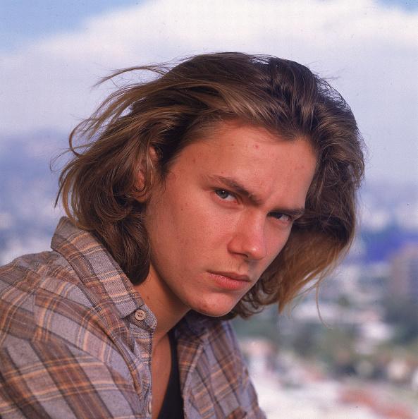 Actor「Outdoor Portrait Of Actor River Phoenix, 1991.」:写真・画像(14)[壁紙.com]