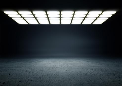 並んでいる「Empty Studio Background lighting」:スマホ壁紙(10)
