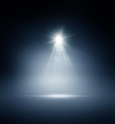 Abundance「Empty Studio Background lighting」:スマホ壁紙(2)