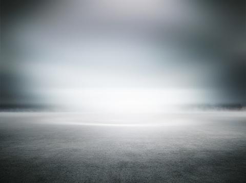 Illuminated「Empty studio background」:スマホ壁紙(18)
