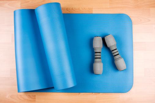 Relaxation Exercise「Yoga mat」:スマホ壁紙(18)