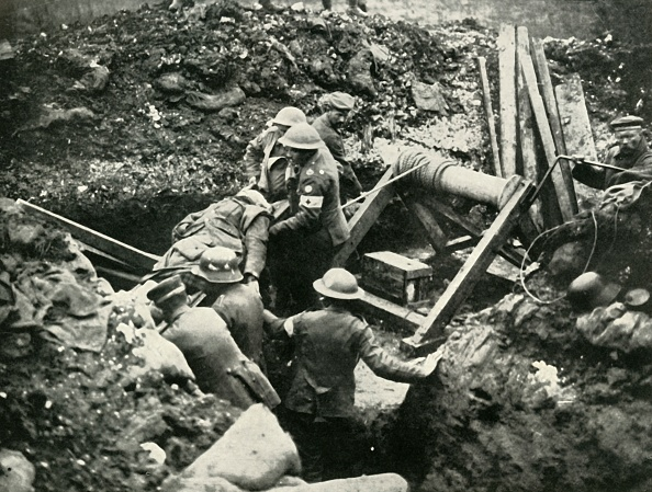 Army Soldier「The Offensive On The Cambrai Front: A Curious Incident Of The Battle」:写真・画像(5)[壁紙.com]
