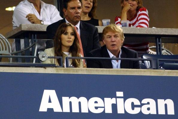 2002「Celebrities At U.S. Open」:写真・画像(4)[壁紙.com]