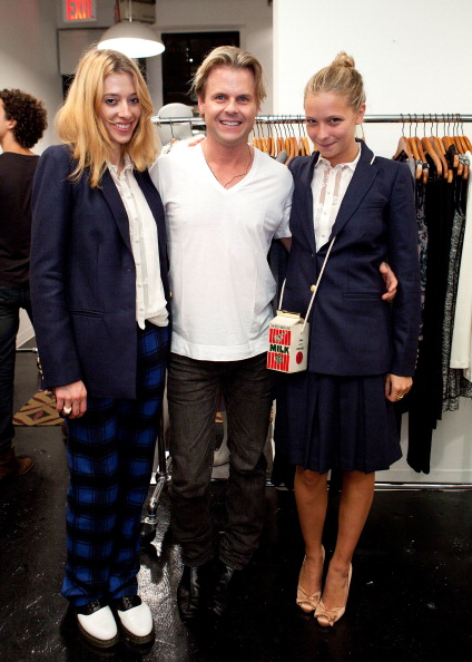 Annabelle Dexter-Jones「ADAM New Store Opening And Fashion's Night Out Party」:写真・画像(4)[壁紙.com]