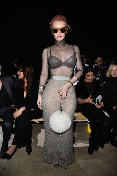 Top - Garment「Viktor&Rolf : Front Row - Paris Fashion Week - Haute Couture Spring Summer 2016」:写真・画像(12)[壁紙.com]