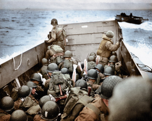Color Image「Omaha Beach」:写真・画像(0)[壁紙.com]