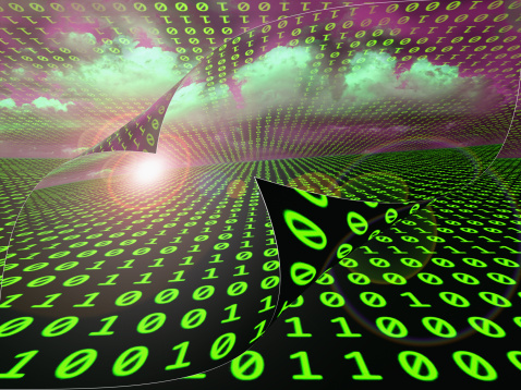 Zero「Cloud computing」:スマホ壁紙(2)