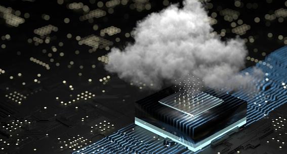 Data Center「Cloud Computing Technology」:スマホ壁紙(2)
