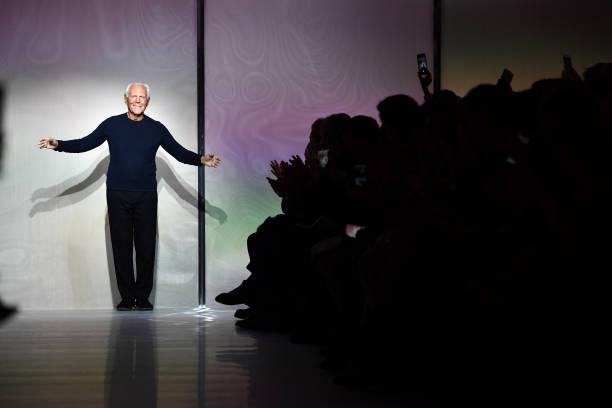Giorgio Armani - Designer Label「Giorgio Armani Prive : Runway - Paris Fashion Week - Haute Couture Spring Summer 2018」:写真・画像(18)[壁紙.com]