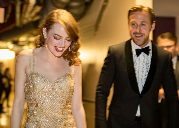 Emma Stone「89th Annual Academy Awards - Backstage」:写真・画像(16)[壁紙.com]