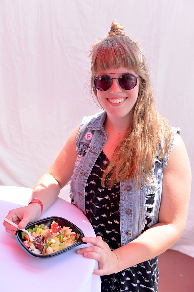 Salad「Wendy's Treats Pitchfork Music Festival Attendees To A Re-Freshing Experience」:写真・画像(8)[壁紙.com]