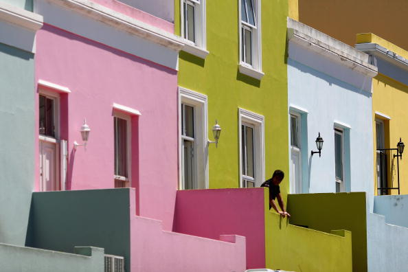 Malay Quarter「Life In The Bo-Kaap Area Of Cape Town」:写真・画像(9)[壁紙.com]